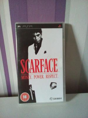 SCARFACE PSP GAME