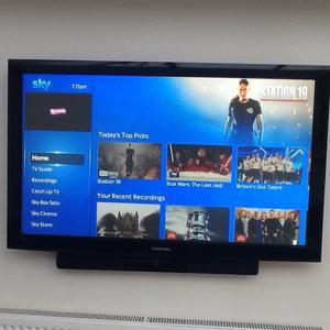 Samsung PS50A556S p HD Plasma Television