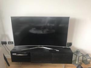 Samsung curve tv Series 6 UE55MUp (4K) UHD LED