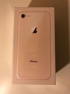 APPLE IPHONE 8 64GB GOLD ***UNLOCKED ON ALL NETWORKS***
