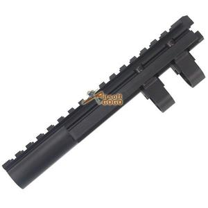 Aluminum Gas Tube Top Rail for Airsoft APS, CYMA, JG, King