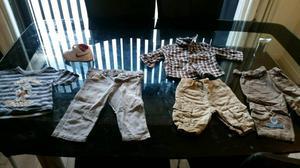 Mixed baby toddler clothes job lot