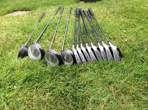 Wilson full set golf clubs with putter no bag