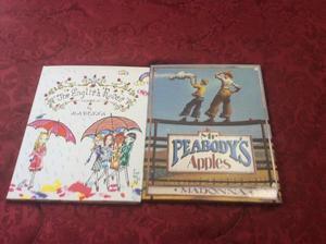 2 children' books by MADONNA
