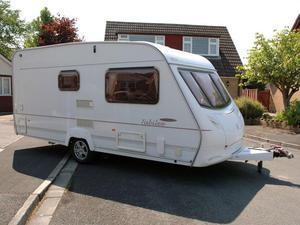 2 Birth Ace Diplomat Caravan Spares Or Posot Class