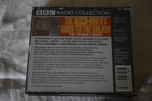 Audio Books Hitch-Hikers Guide to the Galaxy