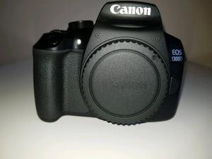Canon EOS D (W) 18.0MP Digital SLR Camera