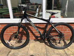 Carrera Vulcan Mountain Bike in great condition
