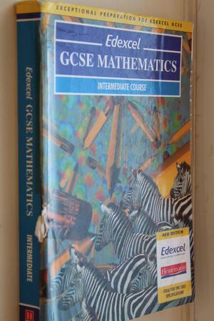 Edexcel GCSE Mathematics, Intermediate Course, Heinemann