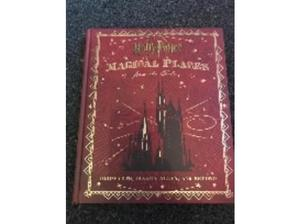 Harry Potter Magical Places from the films hardback book. in