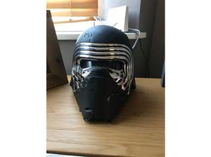 Kylo Ren replica voice changer helmet in Leeds