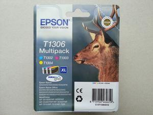 New & Sealed Genuine EPSON T Multipack XL Ink Cartridge - Durabrite Ultra Ink