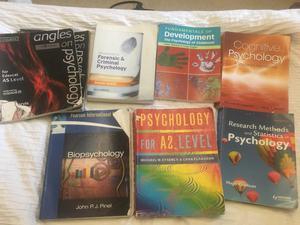 Psychology Textbook Bundle