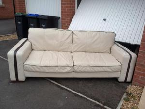 FOR SALE 3 SEATER SOFA IN A FAIR CONDITION. SOME MINOR
