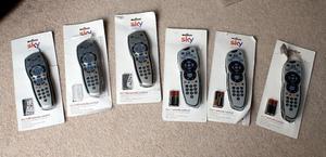Genuine Sky+ Plus HD Rev 10 Remote Control
