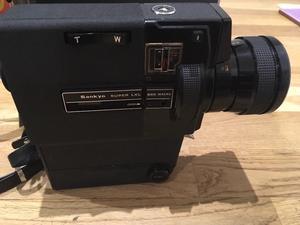Vintage Sankyo Super LXL-255 Macro Movie Camera - Super 's perfect condition