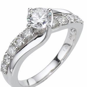 Brand new stunning 1 carat diamond ring - £ less than current retailing price!!