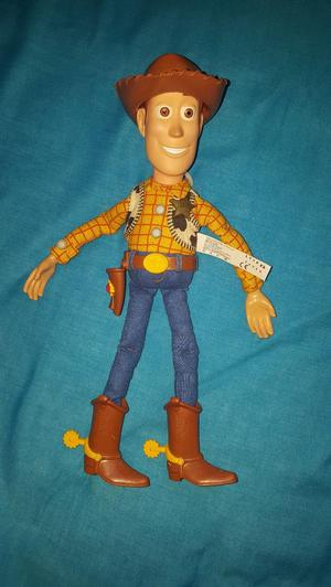 Disney Pixar pull cord talking Woody from Toy Story