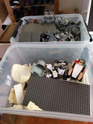 LEGO miscallaneous coloured bricks (set 2)