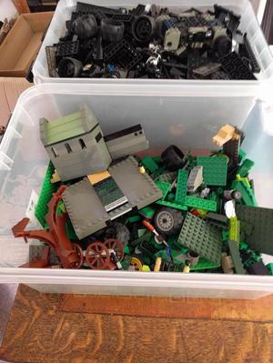 LEGO miscallaneous coloured bricks (set 3)