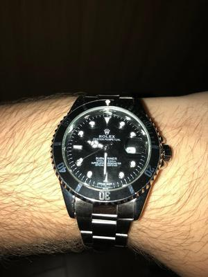Rolex Oyster Perpetual Submariner Black
