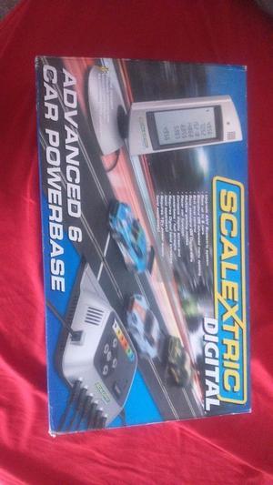 Scalextric 6 car digital powerbase