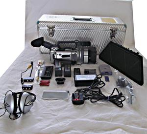 Sony VXE DV Camcorder,+ Accessories