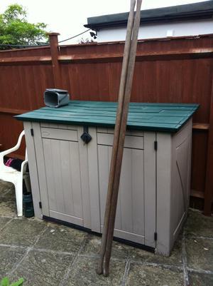 2 x Vintage Wooden Stretcher Poles for sale - nice bargain
