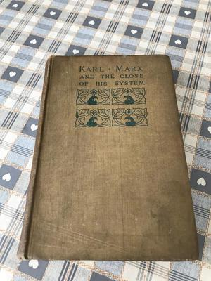 Antique - Karl Marx and the close of his system