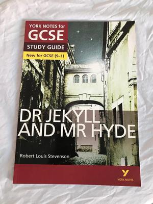 GCSE English Dr Jekyll and Mr Hyde revision guide