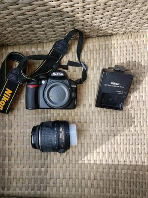 Nikon D DSLR /w mm lens