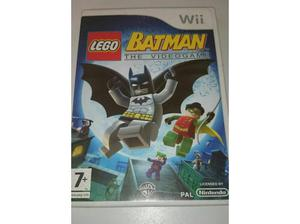 Nintendo wii lego batman game in Swansea