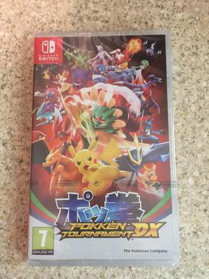 Pokken Tournament DX (Nintendo Switch) - *BRAND NEW* STILL SEALED