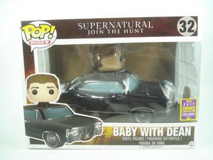 SUPERNATURAL FUNKO POP RIDE BABY WITH DEAN SDCC - BRAND NEW