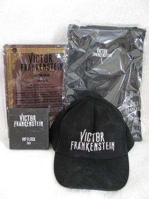 Victor Frankenstein Tablet Case, Hip Flask, T-Shirt & Hat