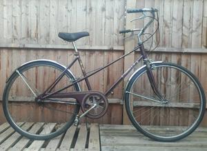 Vintage Columbus Mixte Bicycle - 3 speed