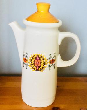 Vintage Myott Coffee Pot