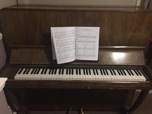 Beautiful Piano, free to a good home