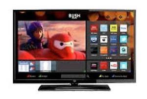 "Bush 40"" full hd smart wifi led tv (Free Delivery)"