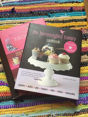 Hummingbird recipe books