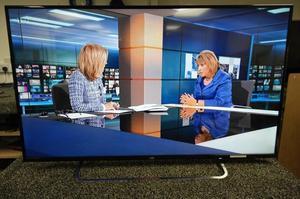 "JVC - LT-49C"" Full HD LED TV, Top Condition like NEW"