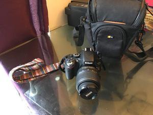 Nikon D DSLR Camera with m Lens plus Charger