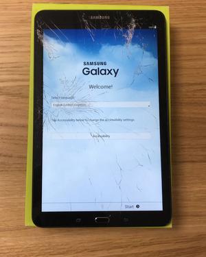 """Samsung Galaxy Tab E SM-TGB Wi-Fi 9.6"""" Inch Black,"""