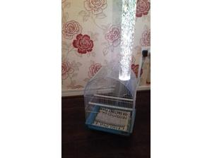 nice bird cage ideal for small birds in vgc in Wednesbury