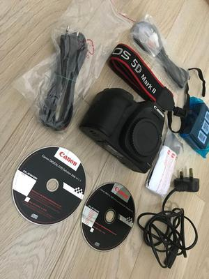 Canon 5D Mark II Used + Accessories