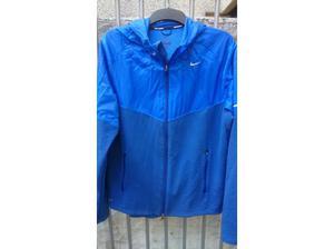 Mens nike running jacket size large in Swansea