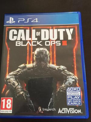 PS4 PlayStation 4 Call of Duty Black Ops III - Offers please
