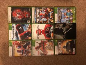 Quality xbox 360 games