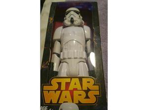 Star wars stormtrooper figure in Swansea