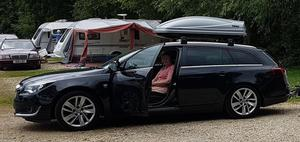 Thule alpine 500 roof box | Posot Class